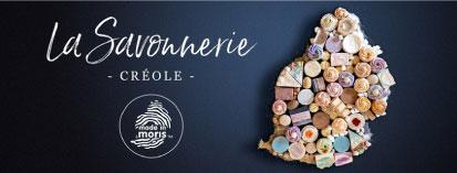"La Savonnerie Créole were ""Made in Moris"" certified"
