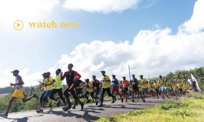2nd edition of the trail organised by the RTA